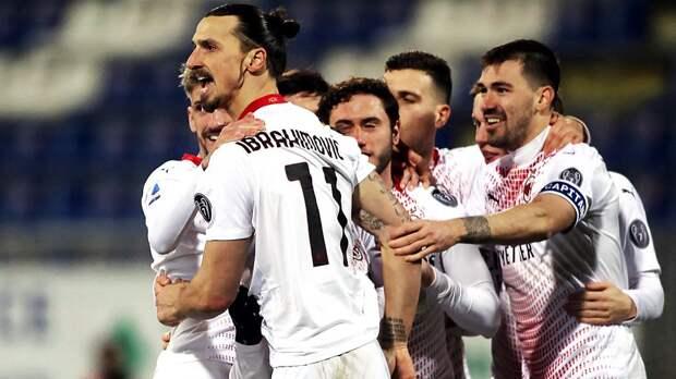 «Я верю в Златана». Ибрагимович — о шансах «Милана» на титул