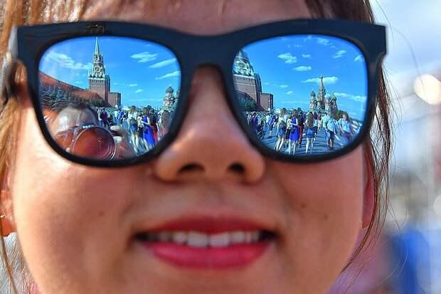 В Москву и область идет лето: потеплеет до +26