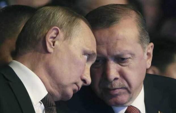 The Economist: Путин и Эрдоган это братство жесткой силы