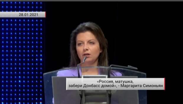 «Похмелье гарантировано» – Маргариту Симоньян раскритиковали за «спешку» с присоединением Донбасса
