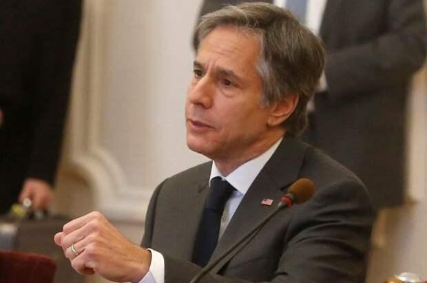 Блинкен: США изучают возможность увеличения помощи Украине