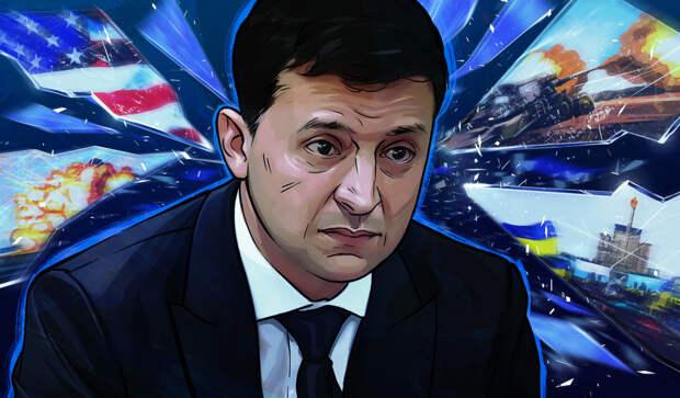 Украина в кольце «друзей», с которыми врагов не надо