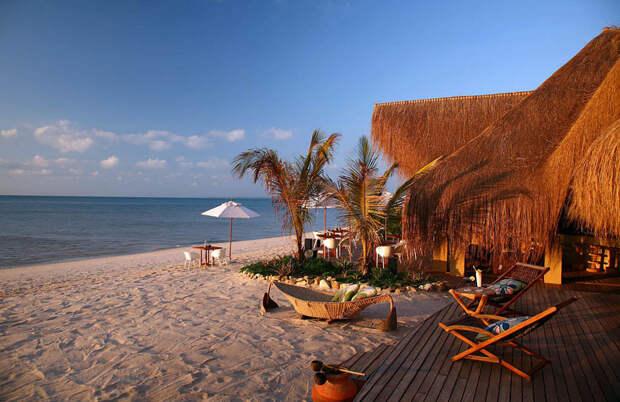 Мозамбик. Остров в государстве Мозамбик.