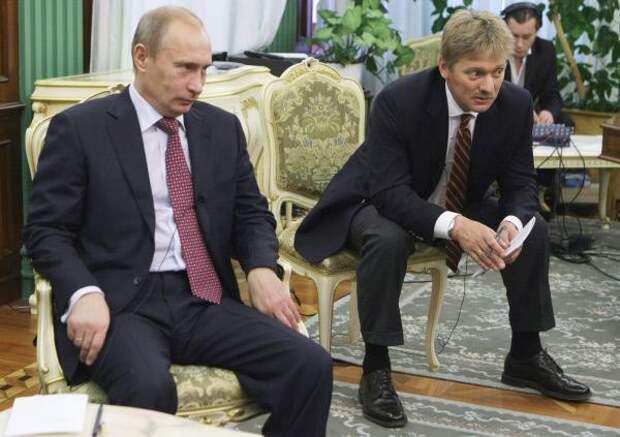 Кремль сказал железное слово по Донбассу и озвучил меры РФ на вызов Запада