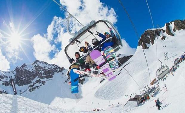 На горнолыжных курортах Сочи сделают скидки студентам