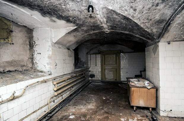 7 creepiest places in Russia