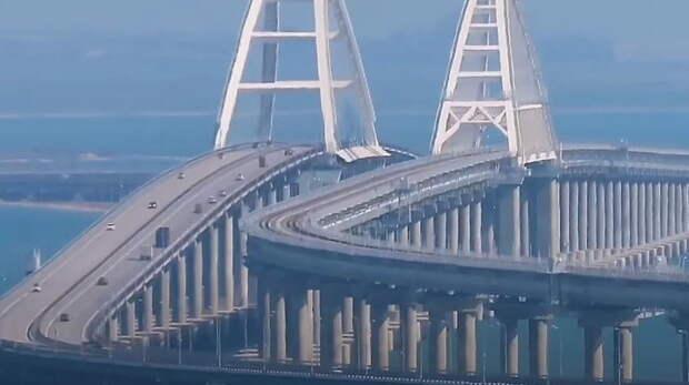 «Супераншлаг» на Крымском мосту вызвал бурную реакцию у завистливых украинцев