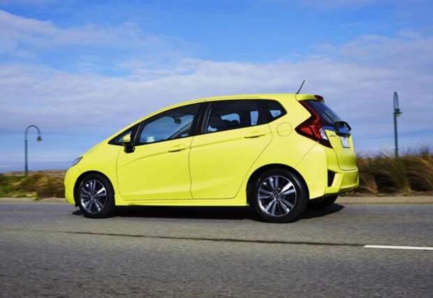 Отличная машина для города. |Фото: starmoz.com.
