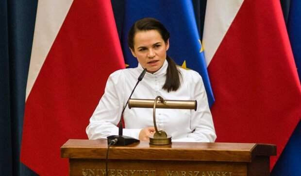 В Кремле оценили предложение Тихановской о безопасности Лукашенко