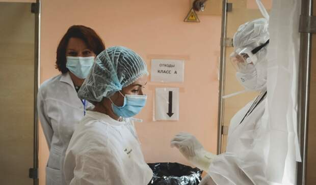 В Нижнем Тагиле  новый рекорд по заболеваемости COVID-19: за сутки выявлено 53 случая