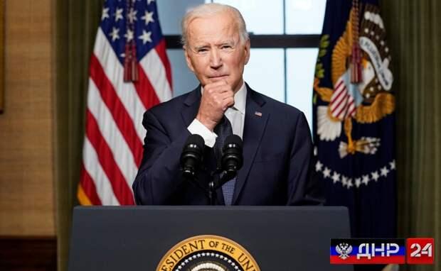Байден заявил о «чрезвычайной угрозе» для США от России