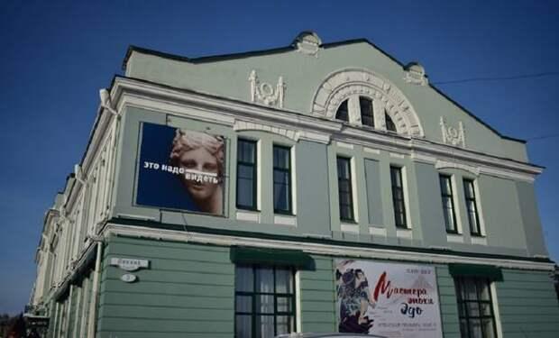 Александр Бурков и Владимир Варнавский поздравили омичей с Международным днём музеев