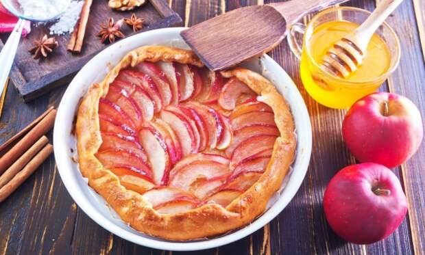 Яблочные пироги разных стран мира