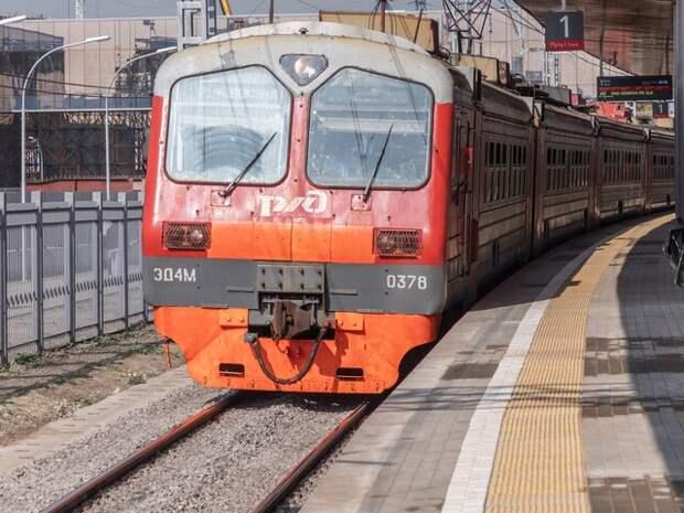 На Горьковском направлении МЖД затруднено движение поездов