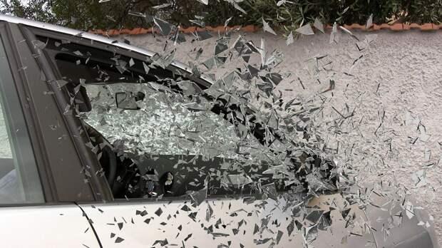 В Сасовском районе 33-летний пьяный водитель вылетел в кювет и опрокинулся