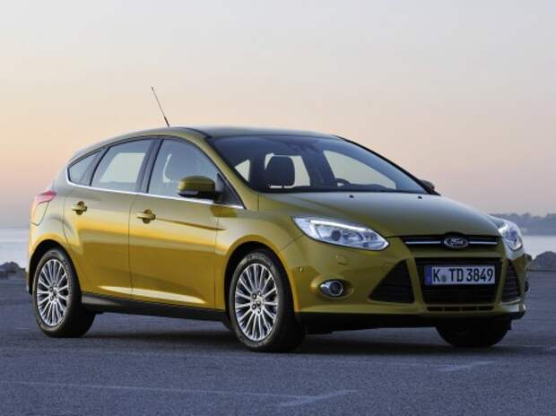 Продажи Ford Focus поддержат бесплатными технологиями