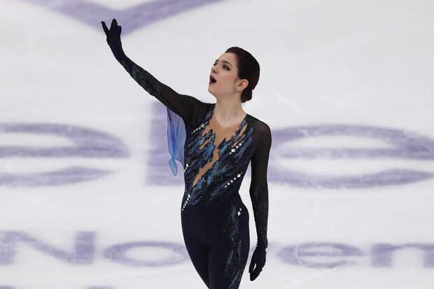Медведева прокомментировала непопадание в состав сборной
