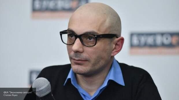 «Может собирать манатки»: Гаспарян ответил Зеленскому на слова о Донбассе