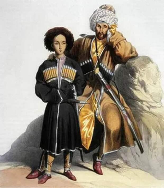 О Касогах, самых таинственных из всех племён Кавказа