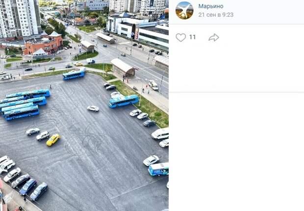 Жаловаться на шумных ночных гонщиков с Мячковского необходимо в УВД — префектура
