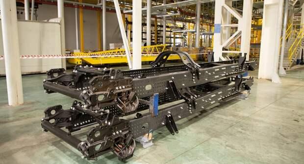 Рама КАМАЗа не будет ржаветь: завод освоил новую технологию