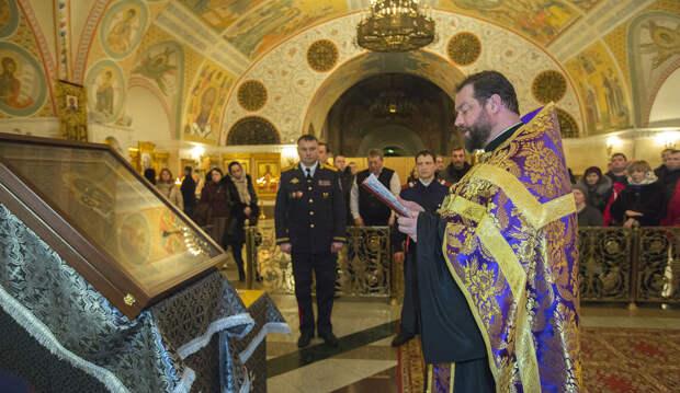 В Крым передадут восстановленную и освященную в Москве Икону Пресвятой Богородицы 3