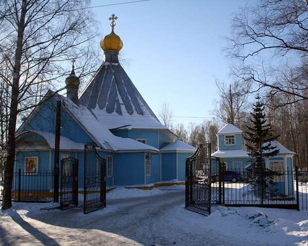 1936 - Церковь Казанской иконы Божией Матери - Тосно - Тосненский район - Ленинградская область