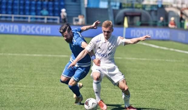 ФК «Оренбург» в заключительном матче сезона победил «ФК «Динамо-Брянск»