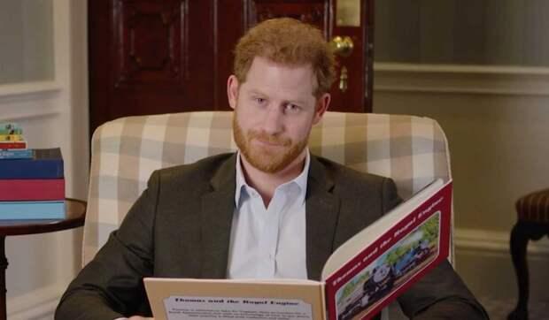 Сделано заявление о ссоре принца Гарри с королевской семьей