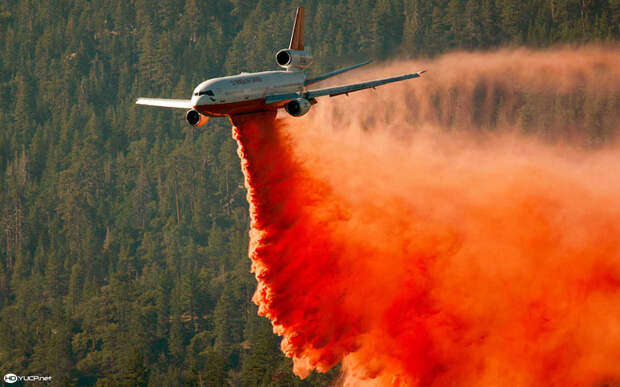 В Тверской области тушить пожары будут при помощи авиации