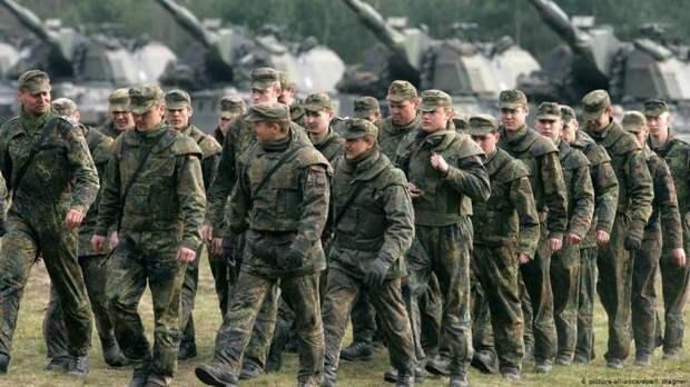Ностальгия по вермахту и гестапо. Ультраправые проникают в силовые структуры ФРГ.