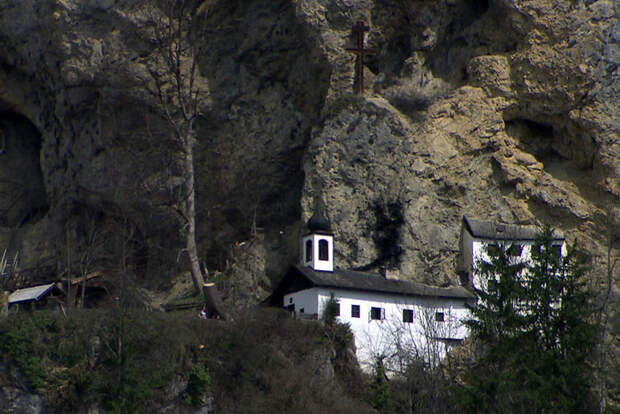 Бельгиец получил работу мечты — смотрителем-отшельником глухого скита в Альпах мечта, работа