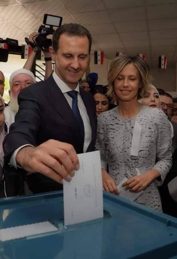 Асад должен голосовать
