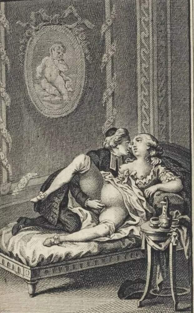 Автоматоны, кровать-качели идругие эротические забавы 18 века