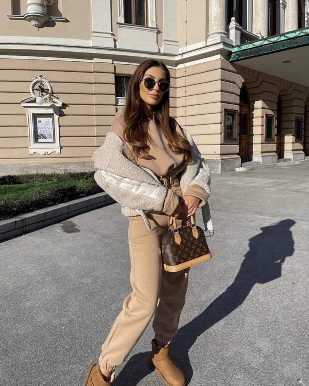 Верхняя одежда на зиму 2021/2022 — все стильные образы. Куртки.  Дубленки. Шубы. Пуховики