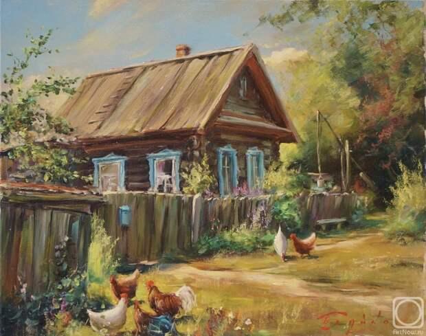 Проблема Москвы, деревень и северных городов