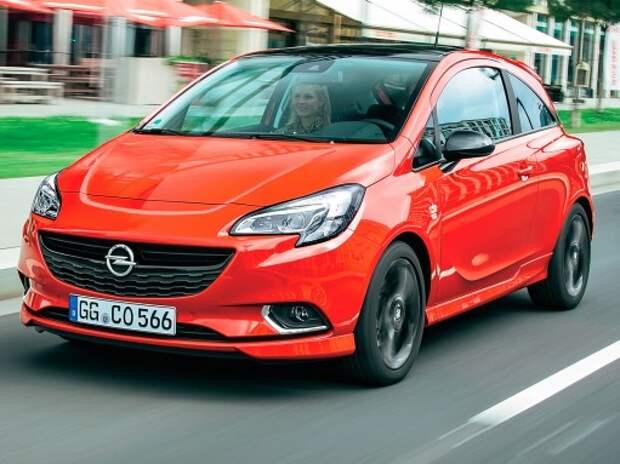Новый Opel Corsa: тем же курсом