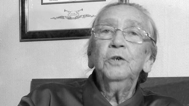 Погибла 93-летняя флейтистка Александра Вавилина