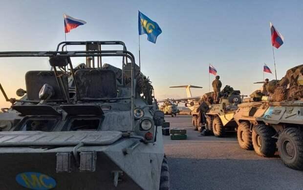 Франция бросила вызов миротворческой миссии России в Карабахе