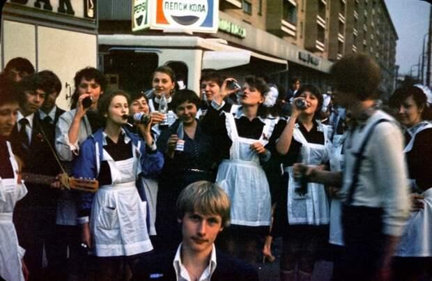Москва 1980-х годов: Атмосферные фотографии о жизни в СССР