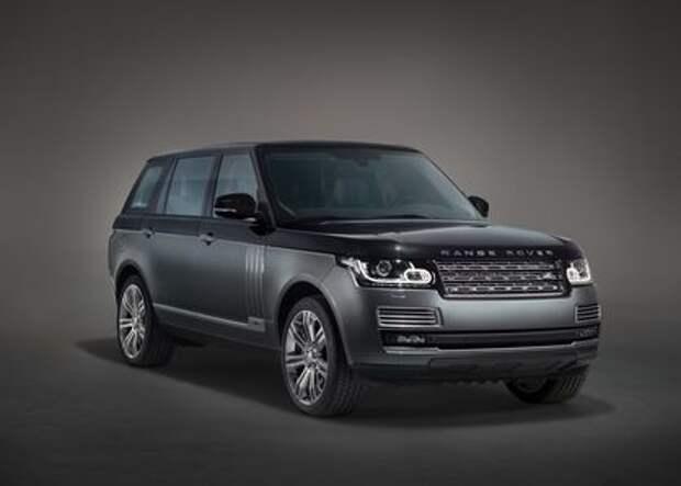 Range Rover погонится за Bentley