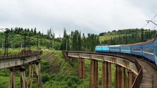 Украина отдала железные дороги иностранцам: история «феерического успеха»