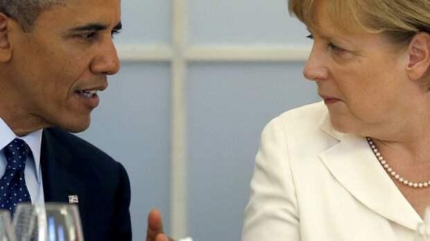 США и Германия обсудили Сирию: всю вину за атаки возложили на РФ