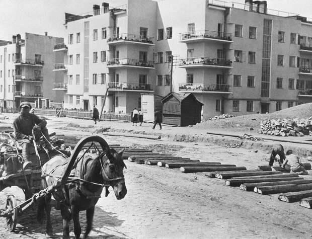 Как в СССР строили идеальные города-коммуны (ФОТО)