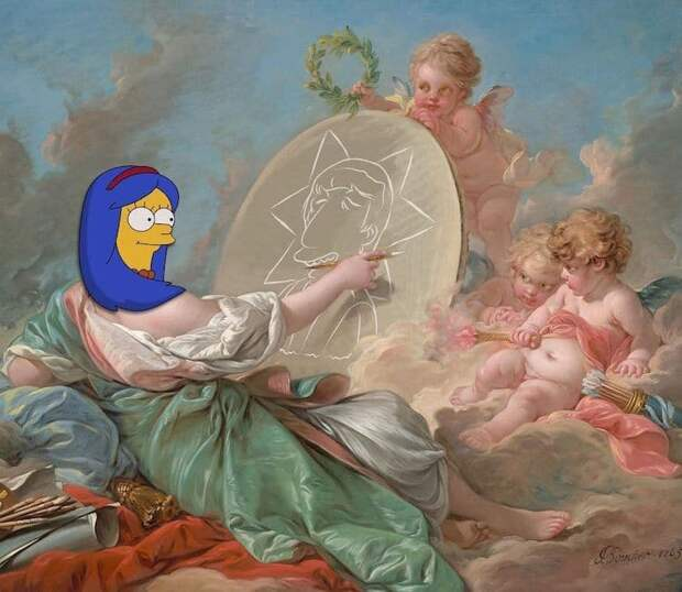 Симпсоны изобразительного искусства (8).jpeg