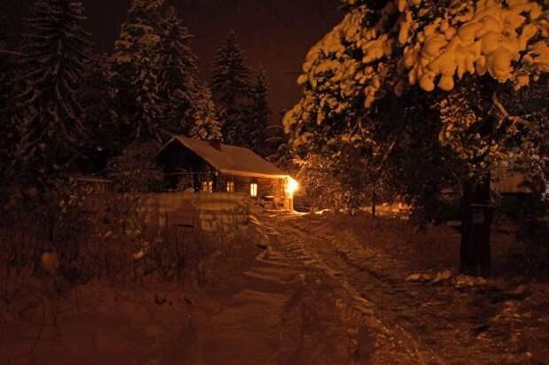 Зима в южной Карелии (29 фото)