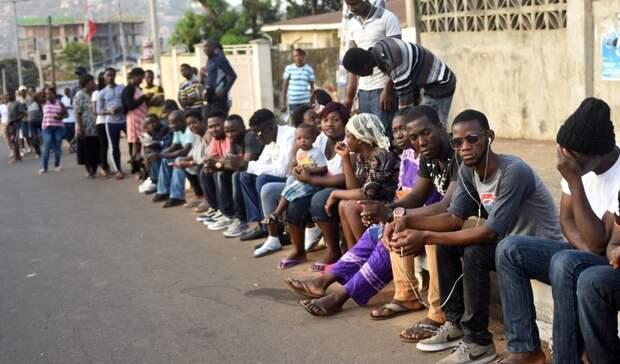 Россия поможет Сьерра-Леоне двумя миллионами долларов