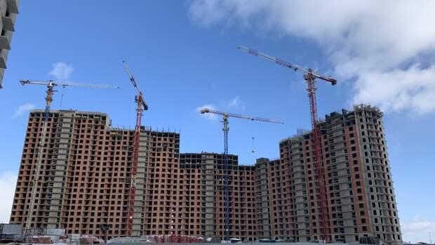 Российские дольщики вложили в жилье 4 трлн рублей