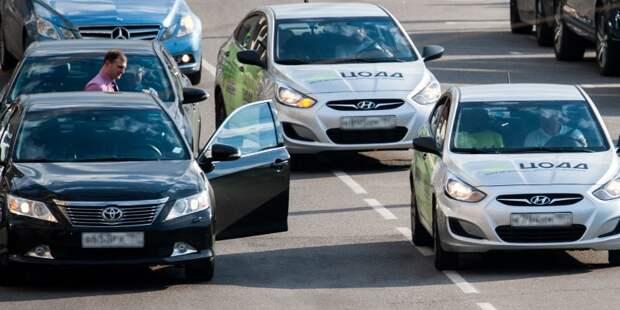 У пересечения МКАД с Дмитровкой починили светофор