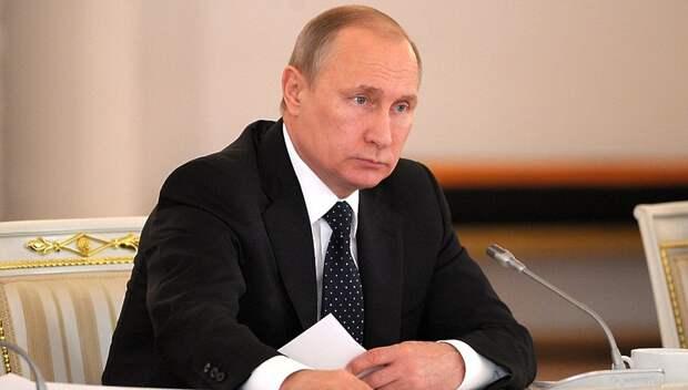 Путин заслушал доклады об оказании помощи пострадавшим в катастрофе в «Шереметьеве»